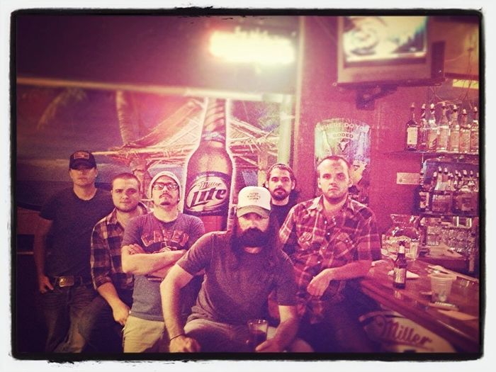Here is an old pic from Nashville earlier this year. #lifeontheroad #tourmanager #merchguy