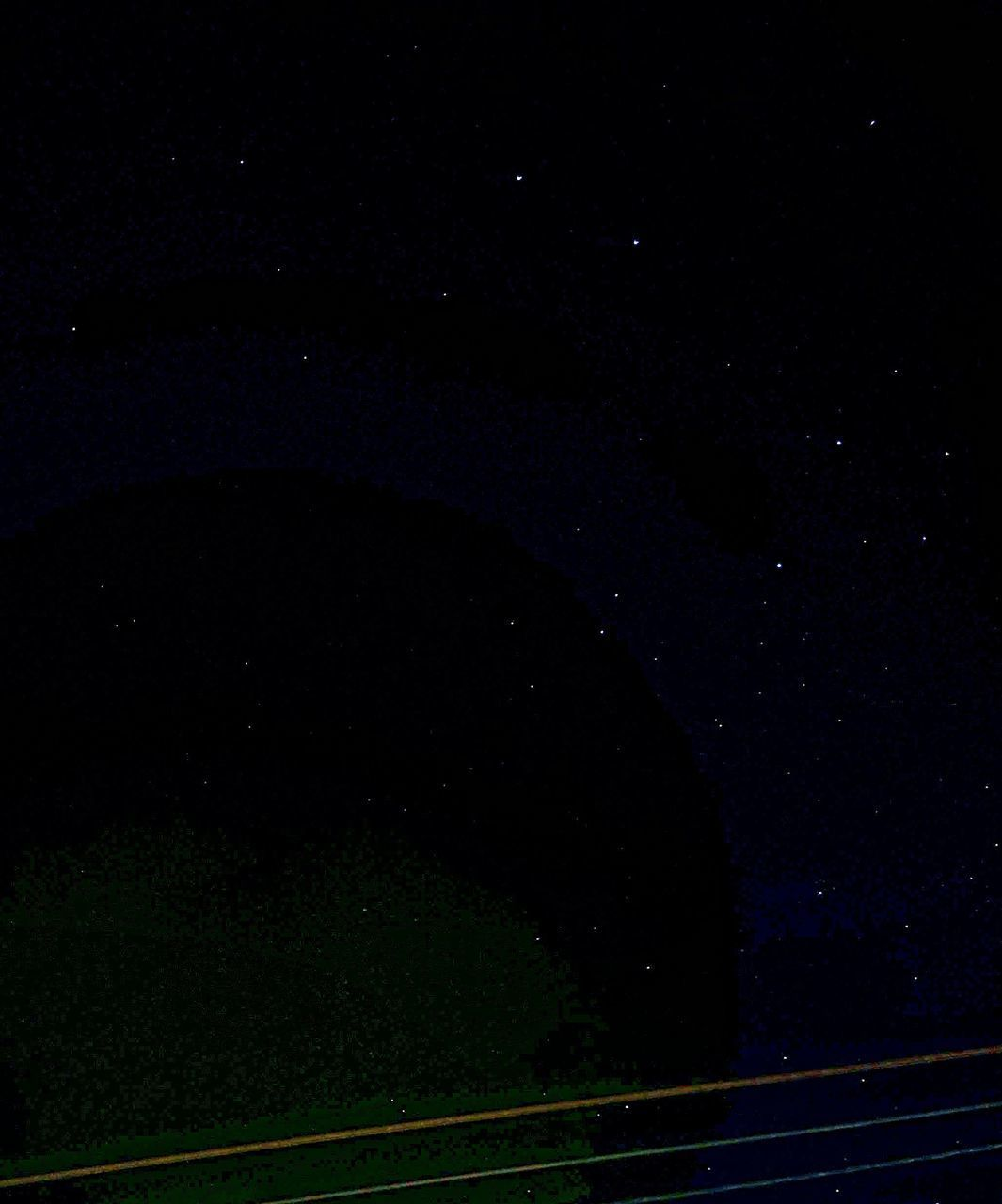 night, star - space, astronomy, no people, sky, outdoors, nature, road, space, scenics, moon, starry, beauty in nature, galaxy