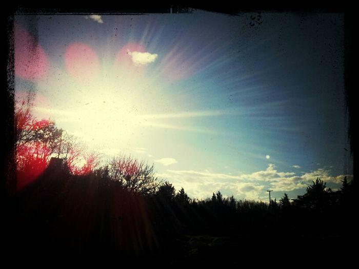 Destello De Sol