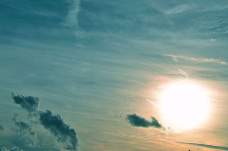 Sunlight Cloud