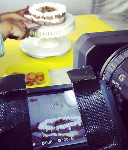 BE PATIENCE Oyikk Partofjob Work Instadaily Shooting Camera