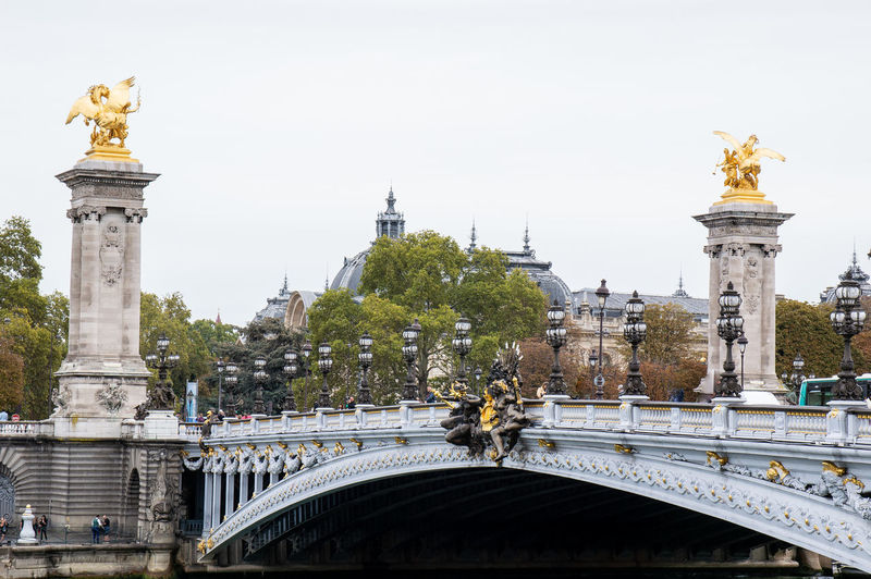 Bridge in Paris