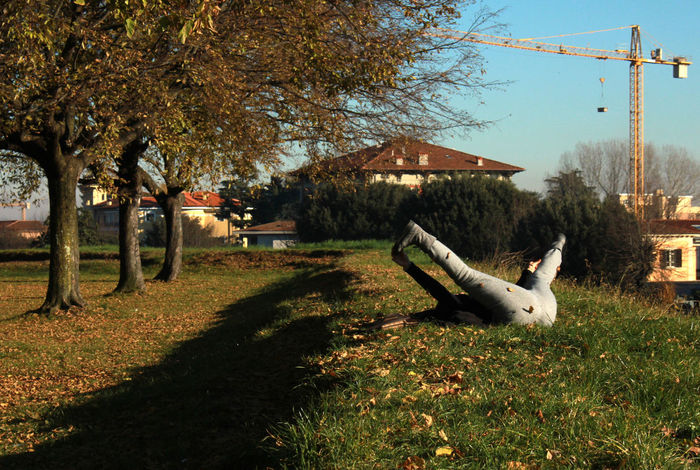 A brighter day Autumn Brighter Day Fitness Outdoors Park Relaxing Streetphotography Tuscany First Eyeem Photo Alternative Fitness BYOPaper! Breathing Space Go Higher