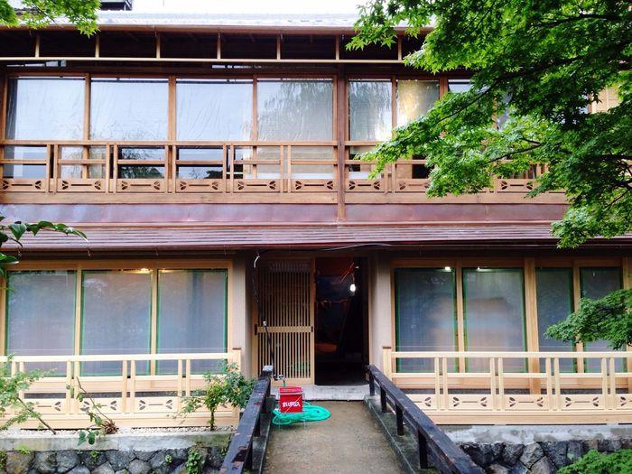 かなり手直しされてる感じ… Kyoto Architecture