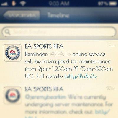 Fifa FIFA13 Fifa_13 Ea sport ps3 gamer pro_gamer ?