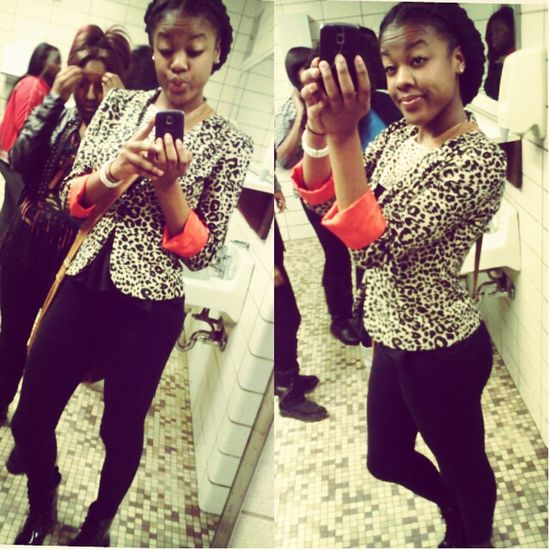 last dayy in inschool (: I'm cutee<3