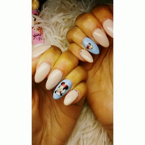 miney mouse Fb-Modern Nails Klaudia