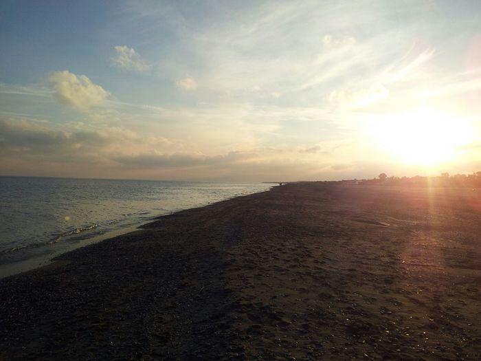 Hello World Sunset