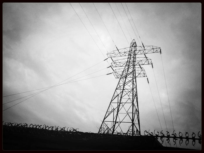 Yes, i love pylons and tall structures similar to this. Im also known as a pylon shagger :)