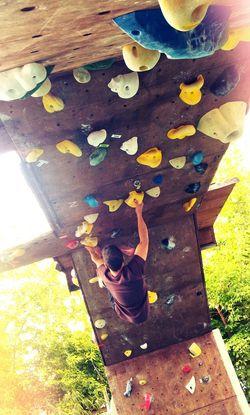 Bouldering Boulder Bouldern.<3 Your Art Is Portable With Caseable