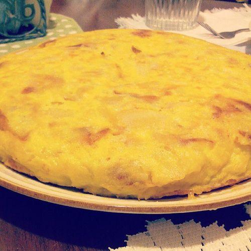 Tortilla Tortillaespa ñola SPAIN Omnomnom foodporn