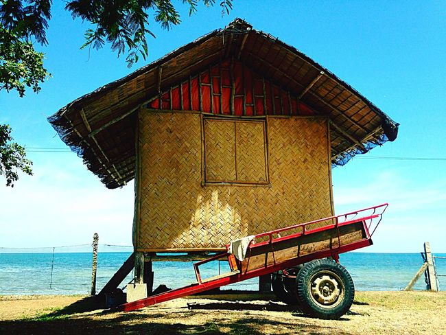 Cottage Islandlife Life Is A Beach Island Life Nipa Hut