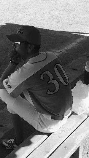 昨日の息子に続きたかったんだけど…父ちゃんの 野球 …負けちゃいました(T_T)背中から哀愁が…笑 Baseball Kumamoto