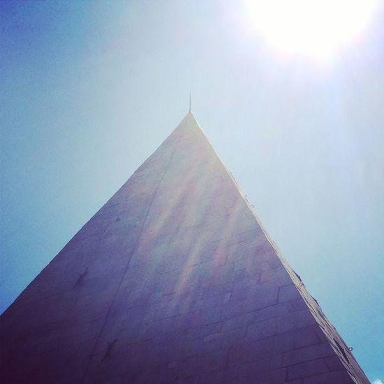 Piramide Roma Italy Architecture