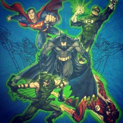 DCcomic heroes