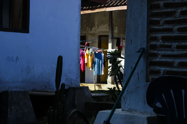 Bluehour Bluehourphotography Colors Domestic Life Drying First Sunlight Hanging Laundry Life Nigth And Morning