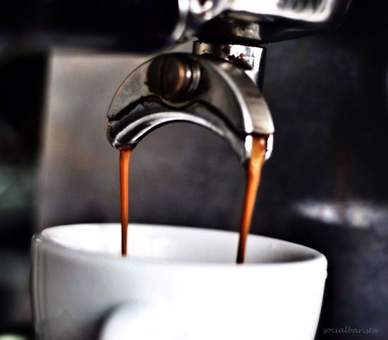 Life In Motion Espresso Coffee Fine Art Photography