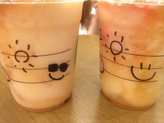 スターバックス Relaxing EyeEm Best Shots Starbucks Starbucks Coffee Smile Enjoying Life Summer Summertime Summer ☀