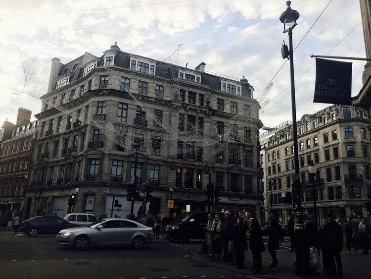 London Center United Kingdom Street People