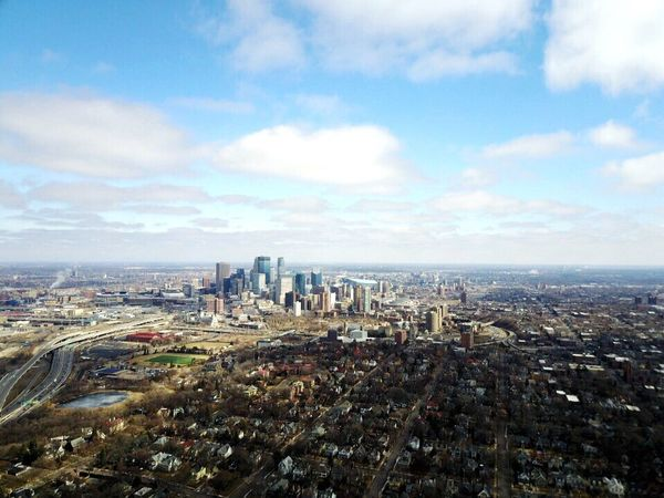 Djimavicpro Dronephotography Minneapolis City