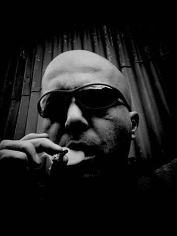 Smoke Signals Selfportrait Andrographer Smoke Signals Black And Less White