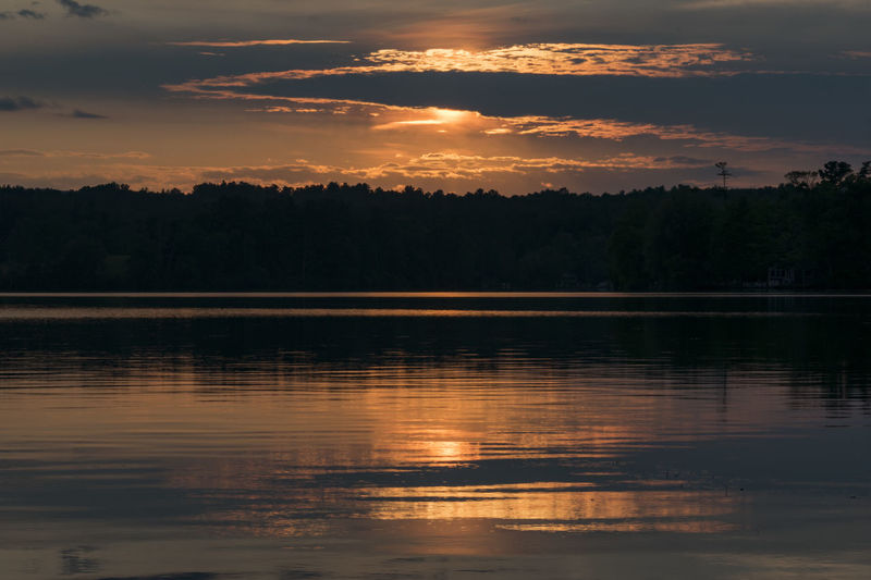 More photos from 2018 in the Berkshires, MA. This was a great year! I gonna miss this place! Hope you enjoy! :-) Water Reflection Sky Sunset Beauty In Nature Tranquility Lake Scenics - Nature Tranquil Scene Cloud - Sky Nature Tree Orange Color Waterfront Idyllic No People Plant Non-urban Scene Silhouette Outdoors Sunrise Sunrise_sunsets_aroundworld Sunrise_Collection Kevin Giambertone EyeEmNewHere My Best Photo