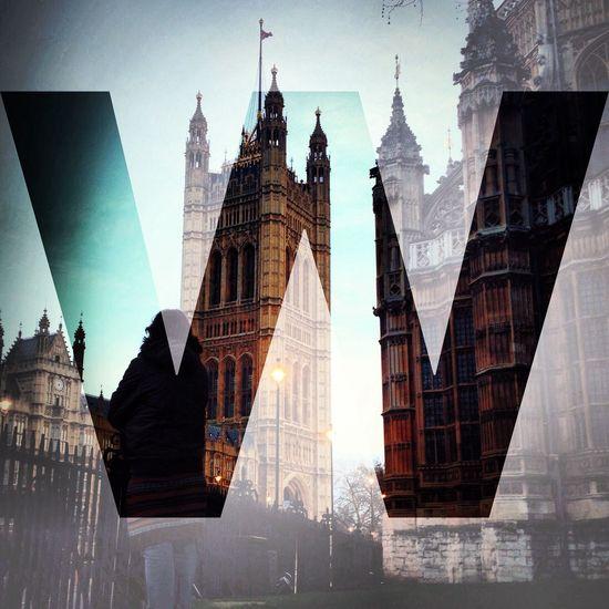 A-Z Of London Westminster W London