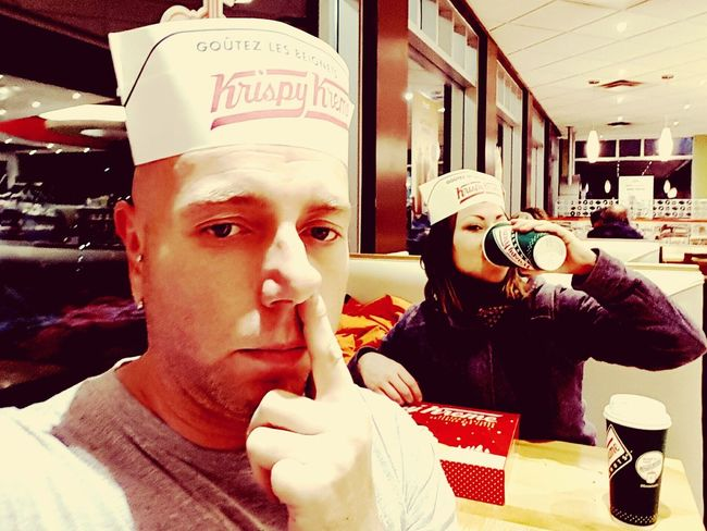Montreal, Canada KrispyKreme Funny Picture