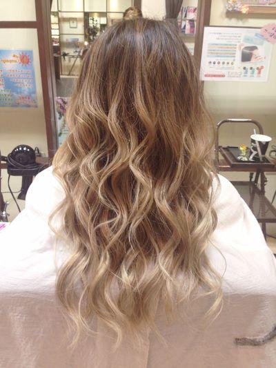 Hair Color Beauty