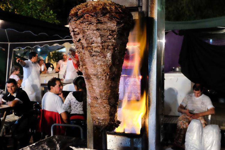 Shawarma Turkey