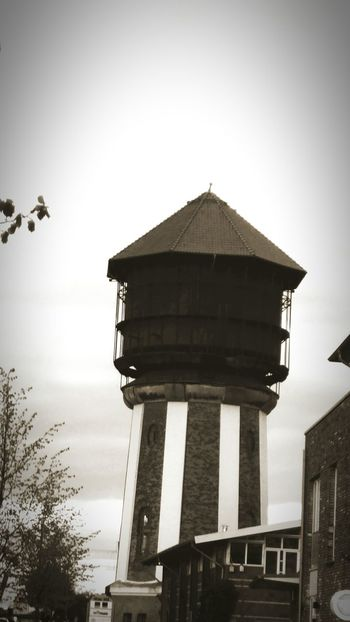 EyeEmNewHere Architecture No People Cloud - Sky Sky Outdoors Day Built Structure Wasserturm Water