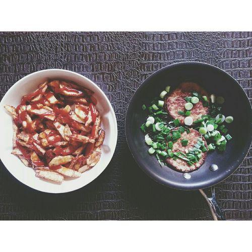 아침식사 ~ ??☕? Breakfast With My Sister  American Breakfast