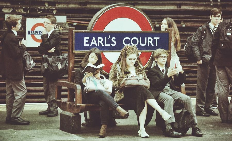 Notes From The Underground Going To School London Tube Scenery Shots My Best Photo 2014