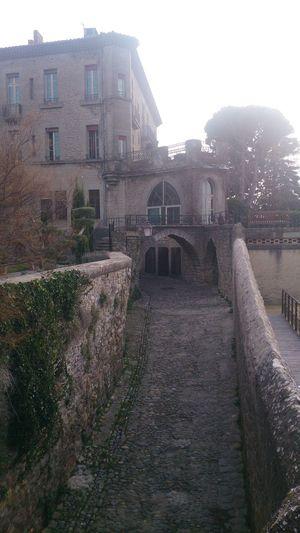 Paseando por la Ciudad Medieval de Carcassone