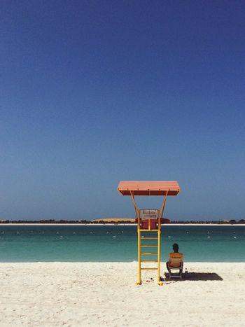 Beach Lifeguard  Horizon