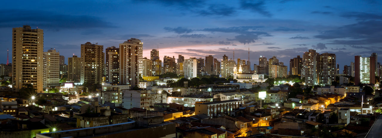 Building Exterior Built Structure City Cityscape Illuminated Modern Night No People Outdoors Sky Travel Destinations Urban Skyline