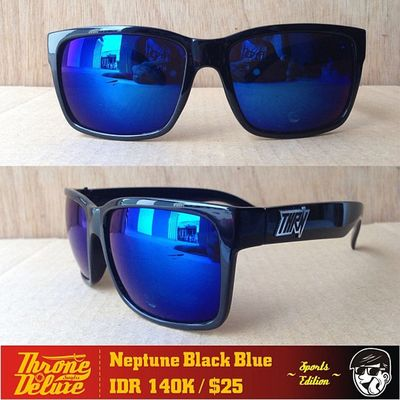 Neptune Sport Bluelens. Throne39 Fall Catalogue Sunglasses eyeglasses . Online order to : +62 8990 125 182.