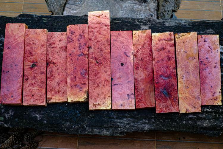 Nature log