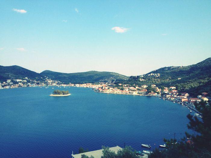 Sailing Trip in beautiful Greece