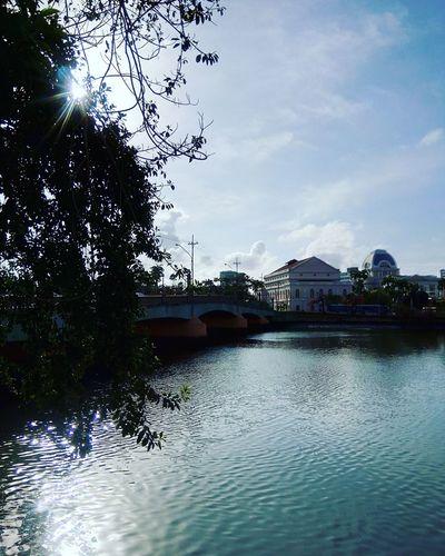 Rio Capibaribe. Recife-PE. River Capibaribe. River View Theater Aurora Street 35mm Film Streetphotography Analogic Camera Architecture Water 35mm Camera