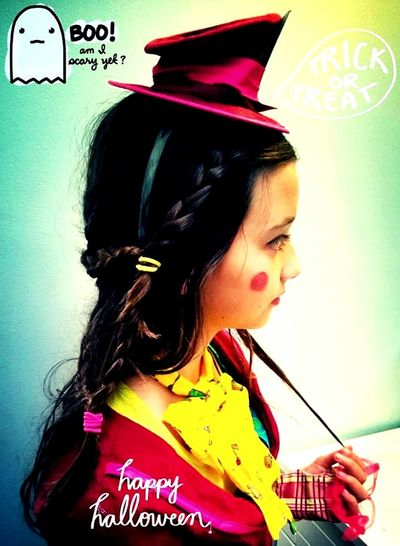 Halloween Fashion mad Maddhatter Alice In Wonderland My Daughter Family How You Celebrate Holidays