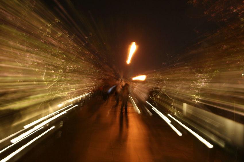 2017新竹公園櫻花季 Light Effect Light Trail Motion Night