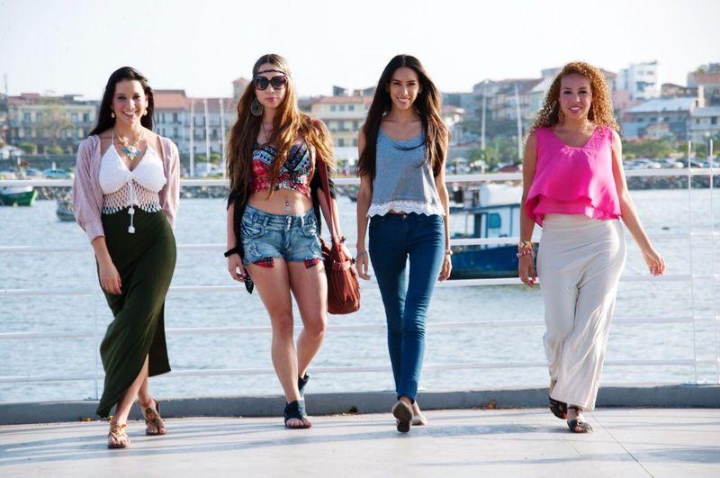 Friends Fotoshoot Fashion Beauty Panamá Summer
