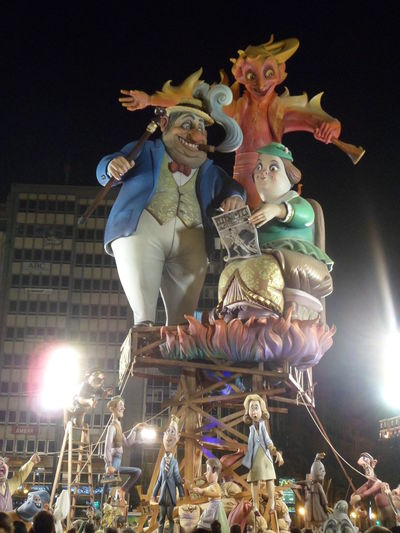 Art Comunidad Valenciana Comunitat Valenciana Creativity Cultura Cultural Espana-Spain España🇪🇸 Falla Plaza Del Ayuntamiento Falla Plaça De L'Ajuntament Fallas Fallas 2012 Famous Place Night Plaza Del Ayuntamiento Plaça De L'Ajuntament Regne De Valencia Reino De Valencia Spring Tradition Travel Destinations Valencia, Spain
