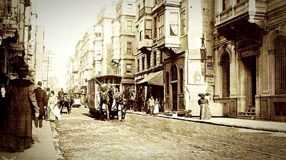 History Historic City Histoire Istanbul City Istiklal Eyeemphotography