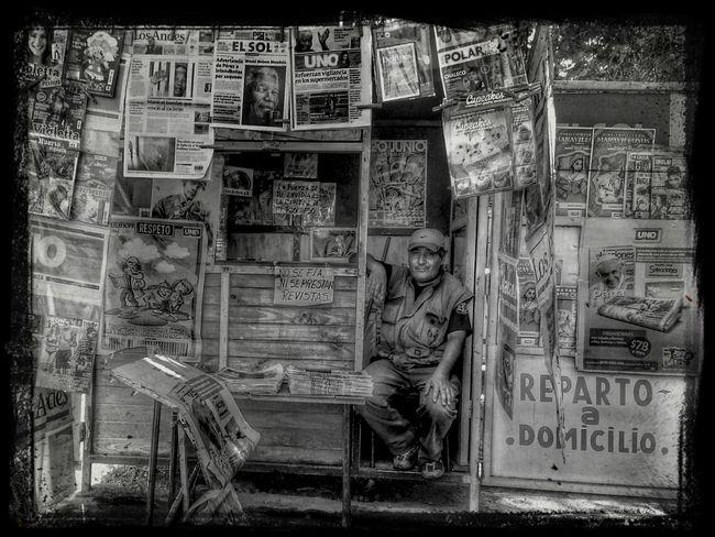 Quiosco de diarios, Las Heras Popckorn Photography Byw Mendoza