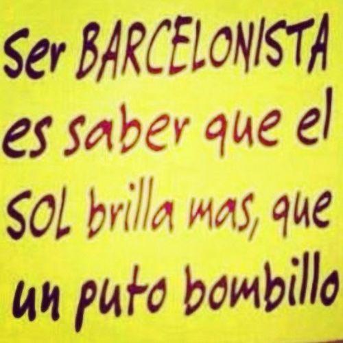 ahora solo nos queda barcelona!!! Artieda Idolo