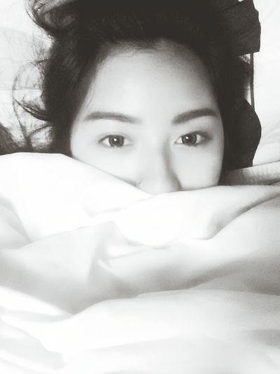 잘자요 굿나잇 Selfie Before Bed Kbye First Eyeem Photo