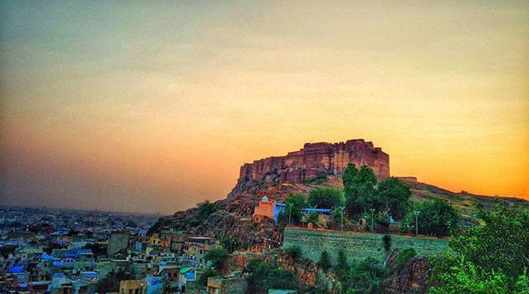 Like a boss Jodhpur Fort Destinationwedding