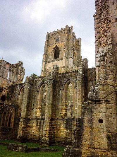 Fountains Abbey is one of the largest and best preserved ruined Cistercian monasteries in England. It is located approximately 3 miles south-west of Ripon in North Yorkshire, near to the village of Aldfield.